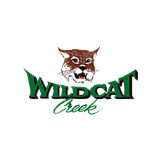 Logo of golf course named Wildcat Creek Golf Course