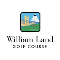 Logo of golf course named William Land Park Municipal Golf Course