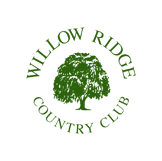 Logo of golf course named Willow Ridge Country Club