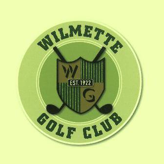 Logo of golf course named Wilmette Golf C