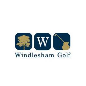 Logo of golf course named Windlesham Golf Club