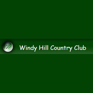 Logo of golf course named Windy Hill Country Club