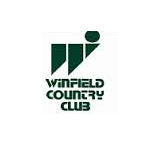 Logo of golf course named Winfield Country Club