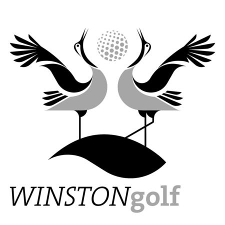 Logo of golf course named Winston Golf - WINSTONopen