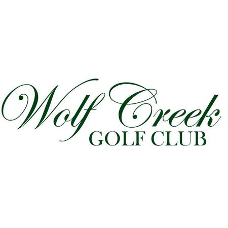 Logo of golf course named Wolf Creek Golf Club