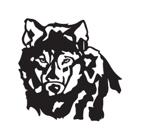 Logo of golf course named Wolf Creek Golf Course