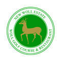 Logo of golf course named Woll Golf Course