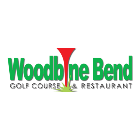 Logo of golf course named Woodbine Bend Golf Course