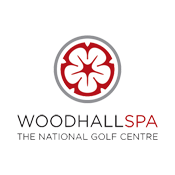 Logo of golf course named Woodhall Spa Golf Club