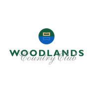 Logo of golf course named Woodlands Country Club