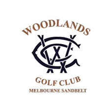 Logo of golf course named Woodlands Golf Club