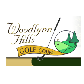 Logo of golf course named Woodlynn Hills Golf Course
