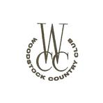 Logo of golf course named Woodstock Country Club