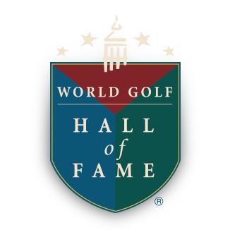 Logo of golf course named World Golf Village