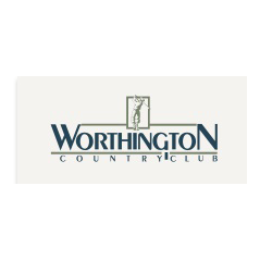 Logo of golf course named Worthington Country Club