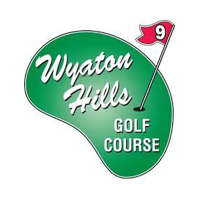Logo of golf course named Wyaton Hills Golf Course