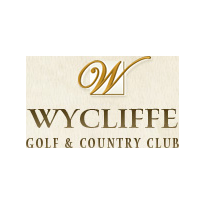 Logo of golf course named Wycliffe Country Club