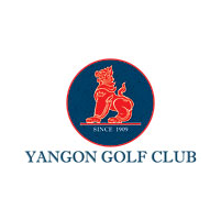 Logo of golf course named Yangon Golf Club