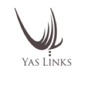 Logo of golf course named Yas Links Abu Dhabi