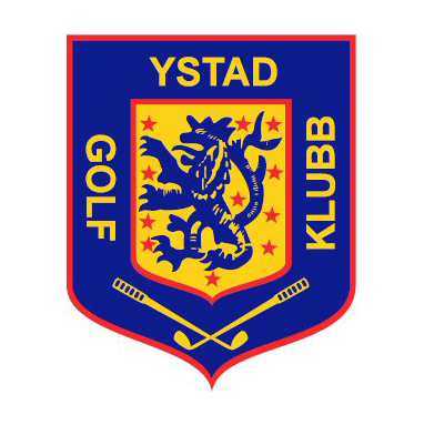 Logo of golf course named Ystad Golfklubb