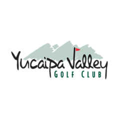 Logo of golf course named Yucaipa Valley Golf Club