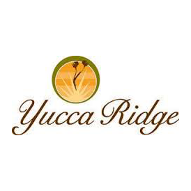 Logo of golf course named Yucca Ridge Golf Club