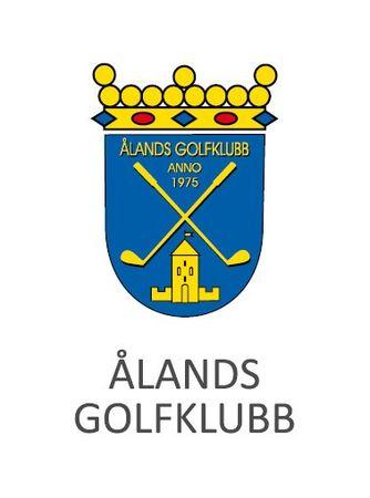 Logo of golf course named Ålands Golf Club