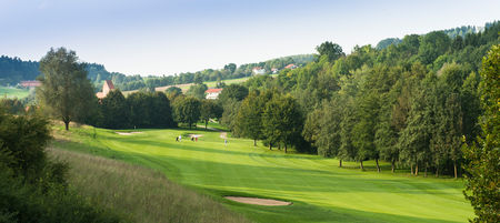 Overview of golf course named Golf Resort Bad Griesbach - Uttlau Golf Course