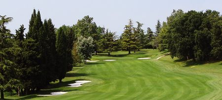 Overview of golf course named Golf Club Verona