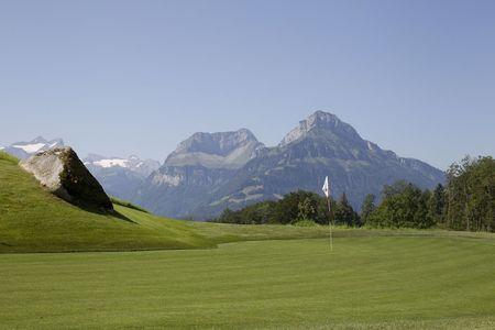 Profile cover of golfer named Alfred Schuler