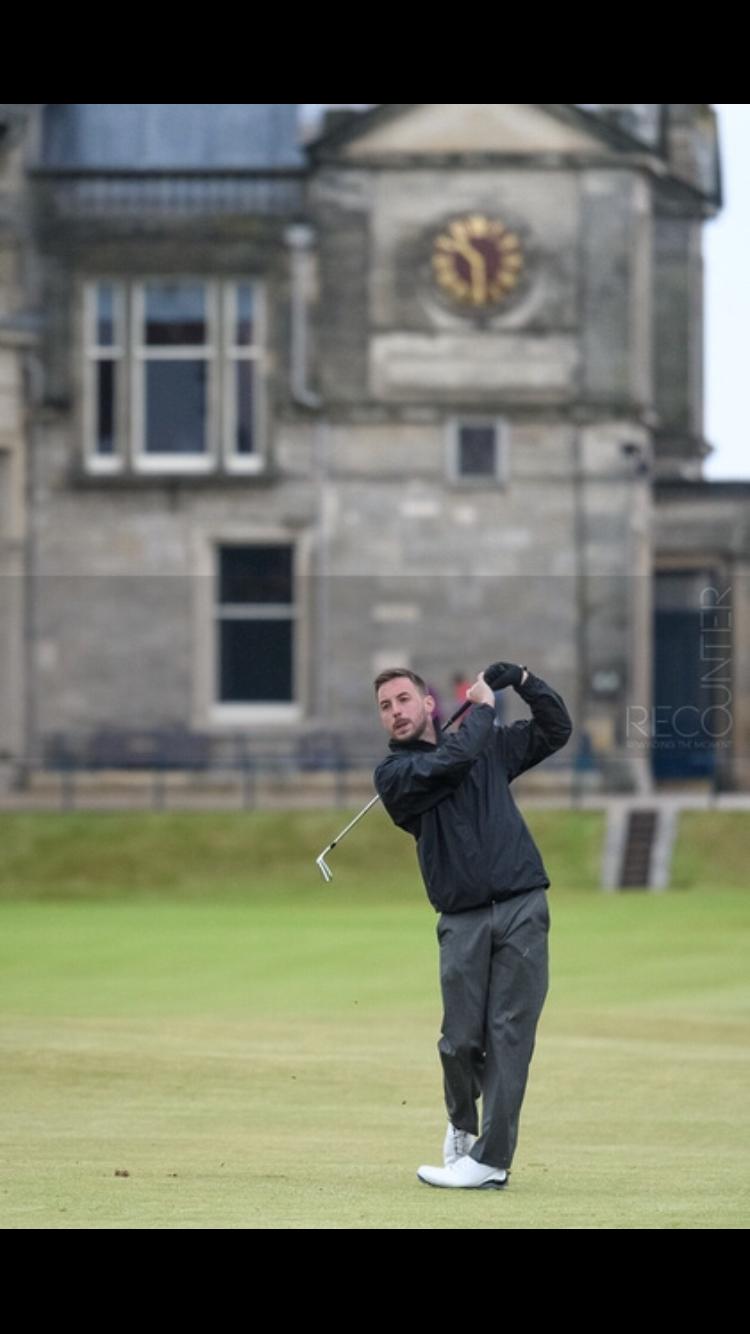 Avatar of golfer named J P