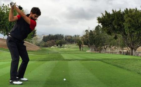 Real club de golf las brisas alejandro canizares checkin picture