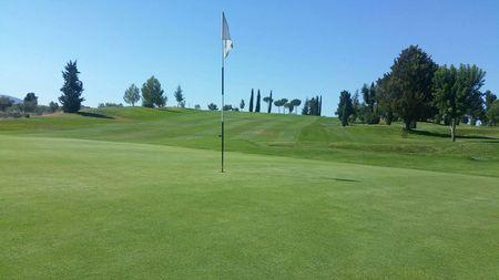 Overview of golf course named Granada Club de Golf