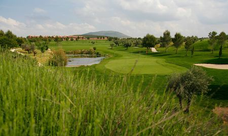 Overview of golf course named Layos Casa Campo S.a.