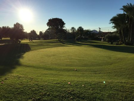Overview of golf course named Club de Golf Torre-Pacheco
