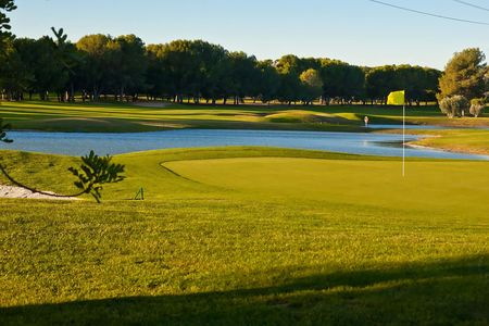 Escorpion golf club cover picture