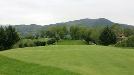 Overview of golf course named Goiburu Golf Club