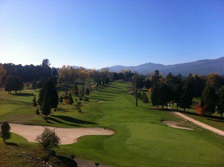 Golf Balneario de Mondariz Cover Picture