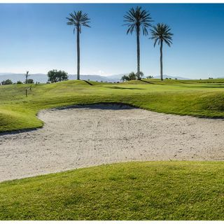 Alboran golf cover picture