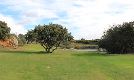 Overview of golf course named Antequera Golf