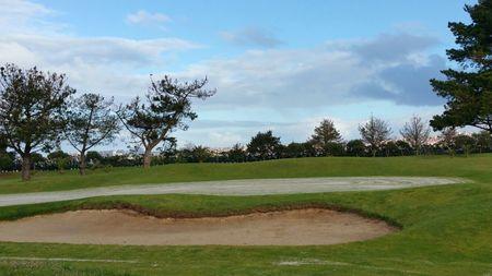 Overview of golf course named Campo Municipal de Golf de La Junquera