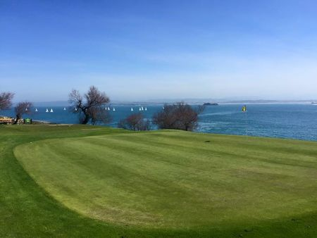 Overview of golf course named Campo Municipal de Golf Matalenas