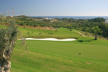 Overview of golf course named Cerrado Del Aguila Golf