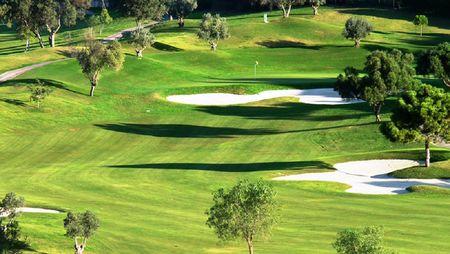 Overview of golf course named Club de Golf El Higueral