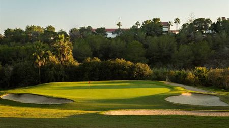 Overview of golf course named Club de Golf Las Ramblas