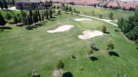 Overview of golf course named Club de Golf Pablo Hernandez