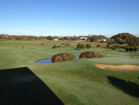 Overview of golf course named Club de Golf Ramon Sota