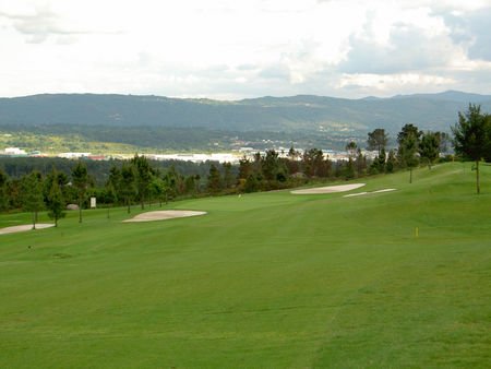 Overview of golf course named Montealegre Club de Golf