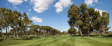 Overview of golf course named Real Club Pineda de Sevilla