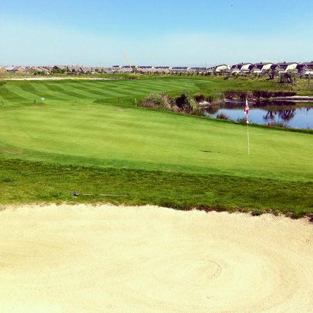 Overview of golf course named Senorio de Illescas Club de Golf